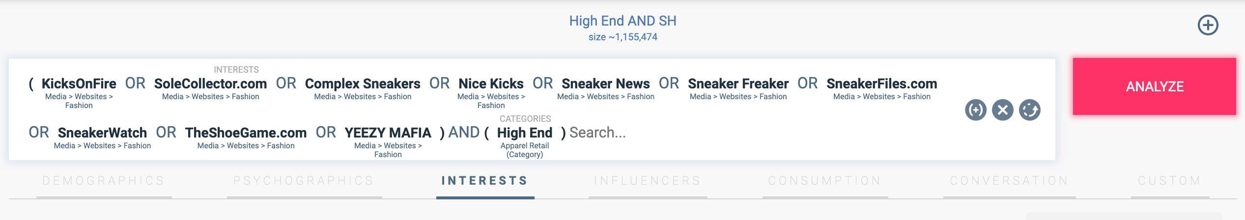 Sneakerhead query