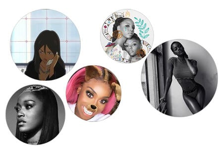 Top Influencers for Black Beauty Lovers - Helixa