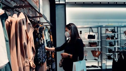 Shopping mask