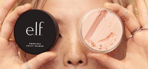 E.l.f. cosmetics promo image