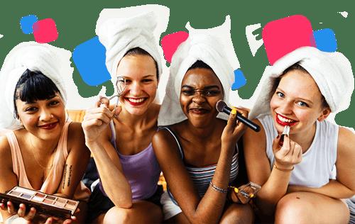 Segmenting Makeup Enthusiasts - Helixa